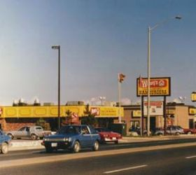 Commercial Strip Center - Barrie, ON