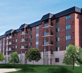 103 Apartment Suites – Purpose Built New Build (Sold Vacant) - Woodstock, ON